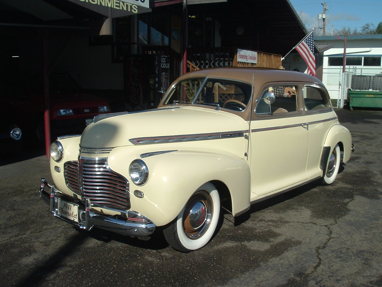 Hamilton Auto Sales 1941 Plymouth Pro Street Chevy 2dr Sedan Original 216 6cyl 3spd Transmission Miles Read 56284 And After Looking Car Over I Would Guess They Are But Have No Proof