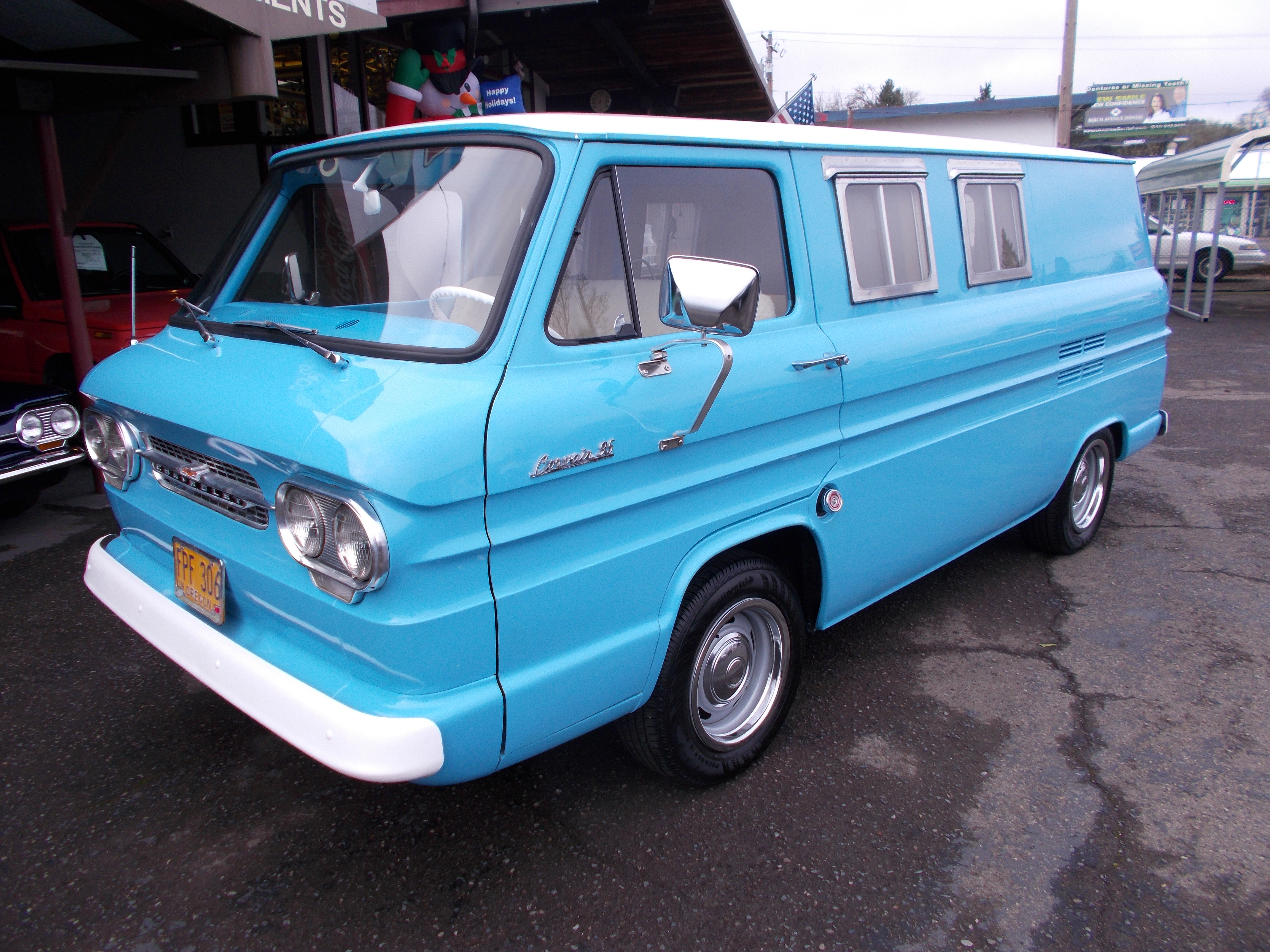 Hamilton Auto Sales 1968 Chevy Suburban 4x4 1962 Corvair 95 Van Camper Very Nice Recent Restoration With All Paper Work And Pictures Before During 6cyl 4spd