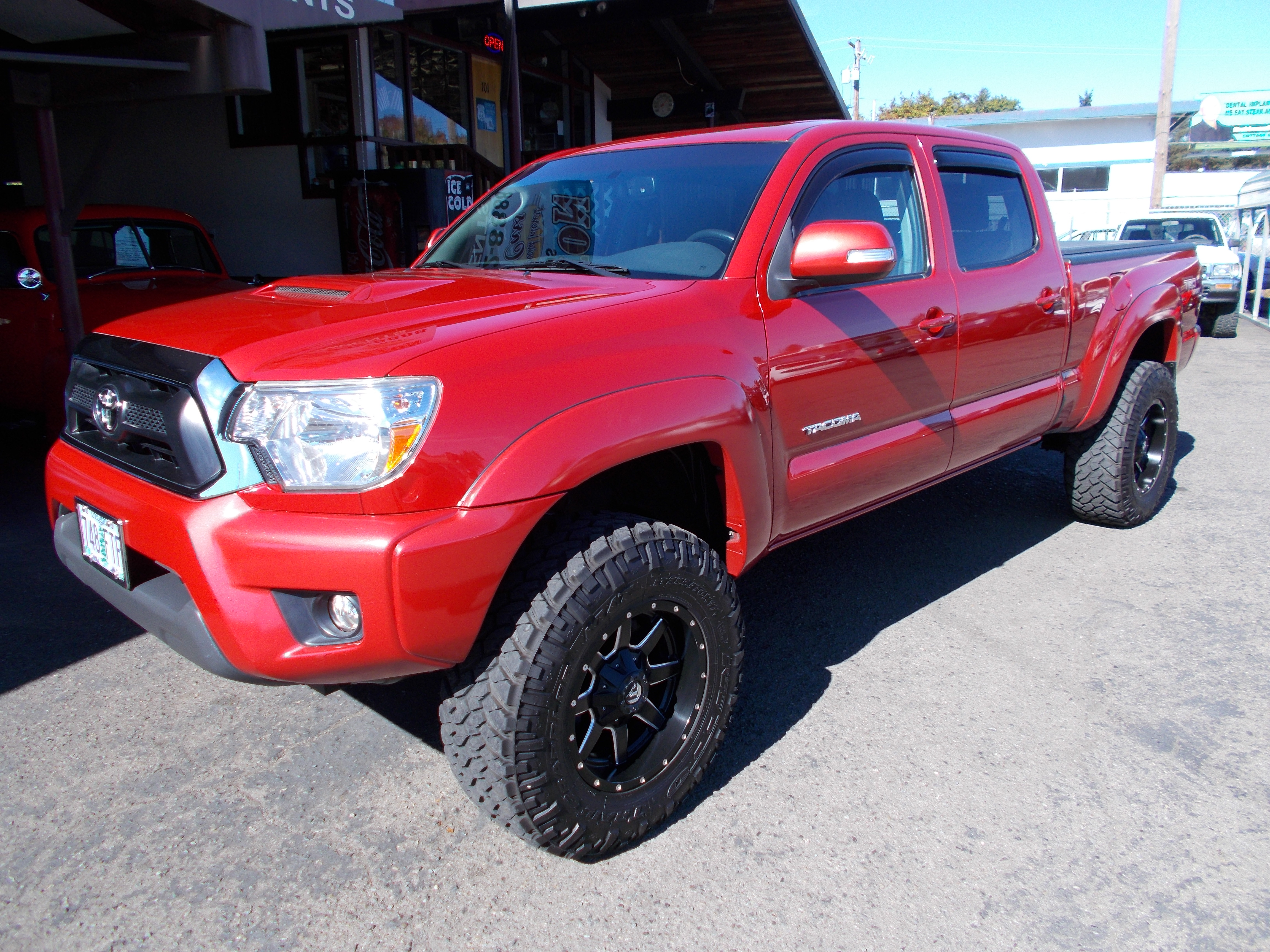 Hamilton Auto Sales 1995 Chevy 6 5 Turbo Sel 2012 Toyota Tacoma Double Cab Trd Sport Lb 4x4 Only 33200 Miles 40 V This Is A Private Sell We Are Helping With For My Son